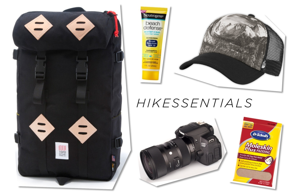 HIKESSENTIALS